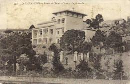 LE LAVANDOU  Route De Saint Clair La Revarde RV - Le Lavandou