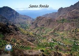 Cape Verde Santo Antao Island Cidade Velha UNESCO New Postcard Kap Verde AK - Cape Verde