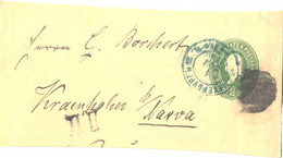 USA:Stamped 2 Cents Green Cover Front, Russia, Censor, Pre 1920 - 1901-20