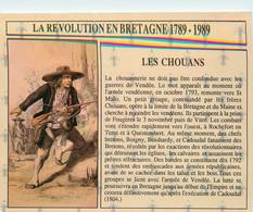 CPSM La Révolution En Bretagne-Les Chouans       L533 - Bretagne
