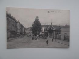 GENT: Zuid - Station - Gare Du Sud - Stazioni Senza Treni