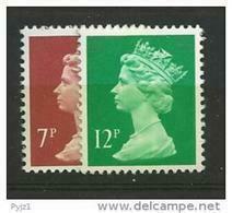 1985 MNH GB, UK, Machin, Postfris - Neufs