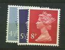1973 MNH GB, UK, Machin, Postfris - Neufs