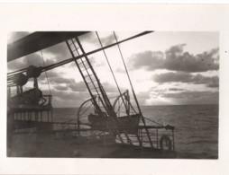 Bateau Paquebot ROCHAMBEAU - Le Havre  C.1930 Photo - Boats