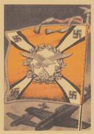 Militari - Germania - Jagdflieger - F. Grande - Nuova  - Bella - War 1939-45