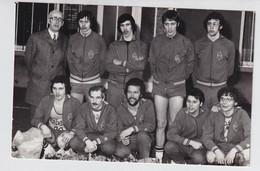 FOTO 14 X 9 CMM BAKETBALCLUB UIT BEVEREN  ?? 1973   ZIE 2 SCANS - Basketball