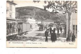 Villefranche NA3: Arrêt Du Tramway - Villefranche-sur-Mer