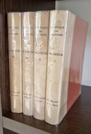ESTHETIQUE DE LA PENSEE - LA GRECE - LITTERATURE - GENIE / HISTOIRE Par E. Pognon. Complet En 4 Volumes (1959) - History