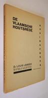 B0712[Boek] De Vlaamsche Houtsnede / Louis Lebeer. - [S.l.] : Davidsfonds, 1927 [Vlaamse Masereel Minne Elskamp Cantré] - Other
