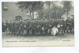 Bourg Leopold Camp De Beverloo Vue De La Musique Militaire - Leopoldsburg (Camp De Beverloo)