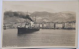 6 - TOULON - Le Port - Toulon