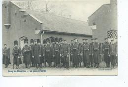 Bourg Leopold Camp De Beverloo La Parade Garde - Leopoldsburg (Camp De Beverloo)