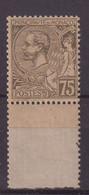 MONACO : N° 19 ** . BDF . TB . 1891/94 .   ( CATALOGUE YVERT ) . - Unused Stamps