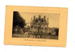 Carte  Corbie Chateau Animé - Corbie