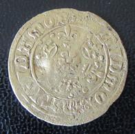 Jeton De Nuremberg Au Globe Crucigère - Laiton - Diam. 25 Mm - Royaux/De Noblesse