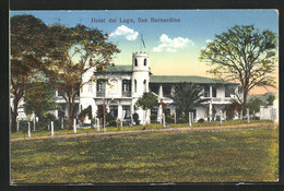 AK San Bernardino, Hotel De Lago - Paraguay