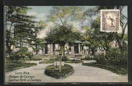 AK Cartago, Parque De Cartago - Costa Rica