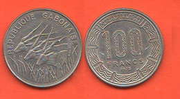 CFA 100 Francs 1975 Gabonaise Gabon Colonie Française Central Africa - Gabon