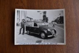 C536 Kinshasa Leopoldville 1959 Car Poste - Kinshasa - Leopoldville