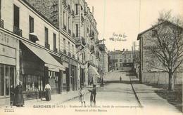 GARCHES Boulevard De La Station - Garches