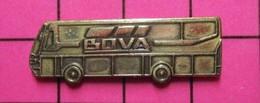 SP05 Pin's Pins / Beau Et Rare / THEME : TRANSPORTS / AUTOBUS ROUTIER BOVA - Transportation