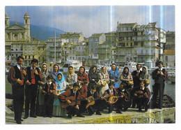 """Corse Groupe Folklorique Corse De Bastia """" I Macchiaghioli """" - Corse"""