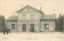 GARCHES La Gare - Garches