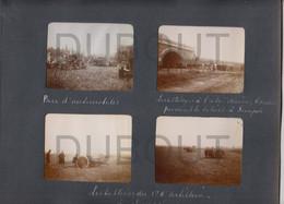 ZEMST -  Uniek!!! WOI 1914 - Foto's Slag Bij Zemst   (V203) - 1914-18