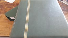 LOT541961 ALBUM AV LUXE ET ETUI TIMBRE DE FRANCE NEUF**. DE 1966 A 1979  PORT A 15 EUROS - Collections