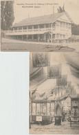 Sint-Truiden / St-Trond - 1907/... - 2 Kaarten - 598* - Sint-Truiden