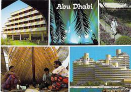 EMIRATS ARABES UNIS - DUBAÏ - Multivues / Multiview - CPSM Grand Format  - United Arab Emirates - U.A.E. - United Arab Emirates