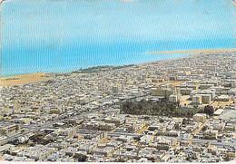 ARABIE SAOUDITE Saudi Arabia - DAMMAM Aerial View - CPSM Grand Format ( Timbre Au Verso ) Moyen Orient - Saudi Arabia