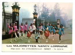NANCY (54) - Les Majorettes Nancy Lorraine - Nancy