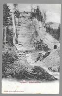 Rigibahn. Dossenbachfall (6175) - LU Lucerne