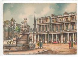 NANCY (54) - Le Palais Du Gouvernement - Illustrateur Barday - Nancy