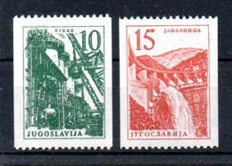 R2-18 Yougoslavie N° 742 à 743 ** A Saisir  !!! - Nuevos