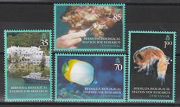 BERMUDES - N°850/3 ** (2003) Station Biologique - Bermuda