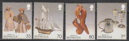 BERMUDES - N°860/3 ** (2003) Artisanat - Bermuda