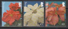BERMUDES - N°869/71 ** (2003) Fleurs - Bermuda