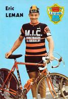 CYCLISME: CYCLISTE : ERIC LEMAN - Cycling