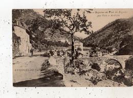 SOURCE SUPREME AU PONT DU RIGODEL PAR VALS - Vals Les Bains