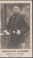 ABL, Ferdinand Léonard , Né à Forchies La Marche Le 13 Janvier 1893 Décédé à Weykmael , Soldat Du 5e De Ligne - Obituary Notices