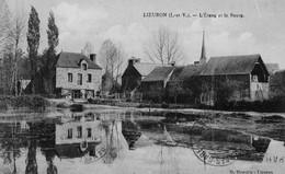 LIEURON - L'Etang Et Le Bourg - Sonstige Gemeinden
