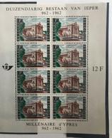 Duizendjarig Bestaan Van Ieper 1962 - Postfris/mint - Unused Stamps