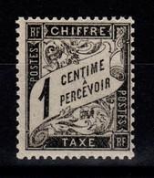 Taxe YV 10 N** Cote 3++ Euros - 1859-1955 Mint/hinged