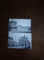 Lot De 2 Cartes D'italie ALBA - Otros