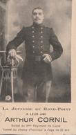 ABL, Arthur Cornil , Soldat Au 2me  De Ligne , Tombé  Au Champ D'honneur - Obituary Notices