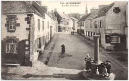 29 LE CONQUET - La Rue Poncelin - Le Conquet