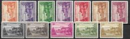Norfolk Mnh ** Complete 1947 Set 30,5 Euros - Isola Norfolk