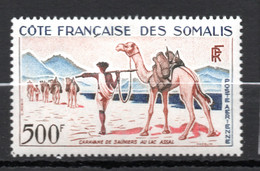 COTE FRANCAISE DES SOMALIS / PA N° 29 NEUF * * - Unused Stamps